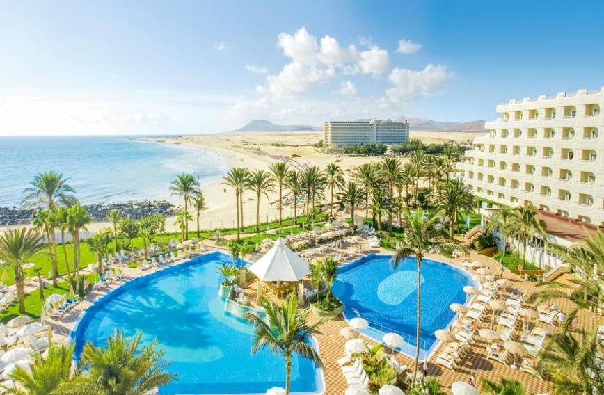 Grandes Playas Corralejo, Fuerteventura.