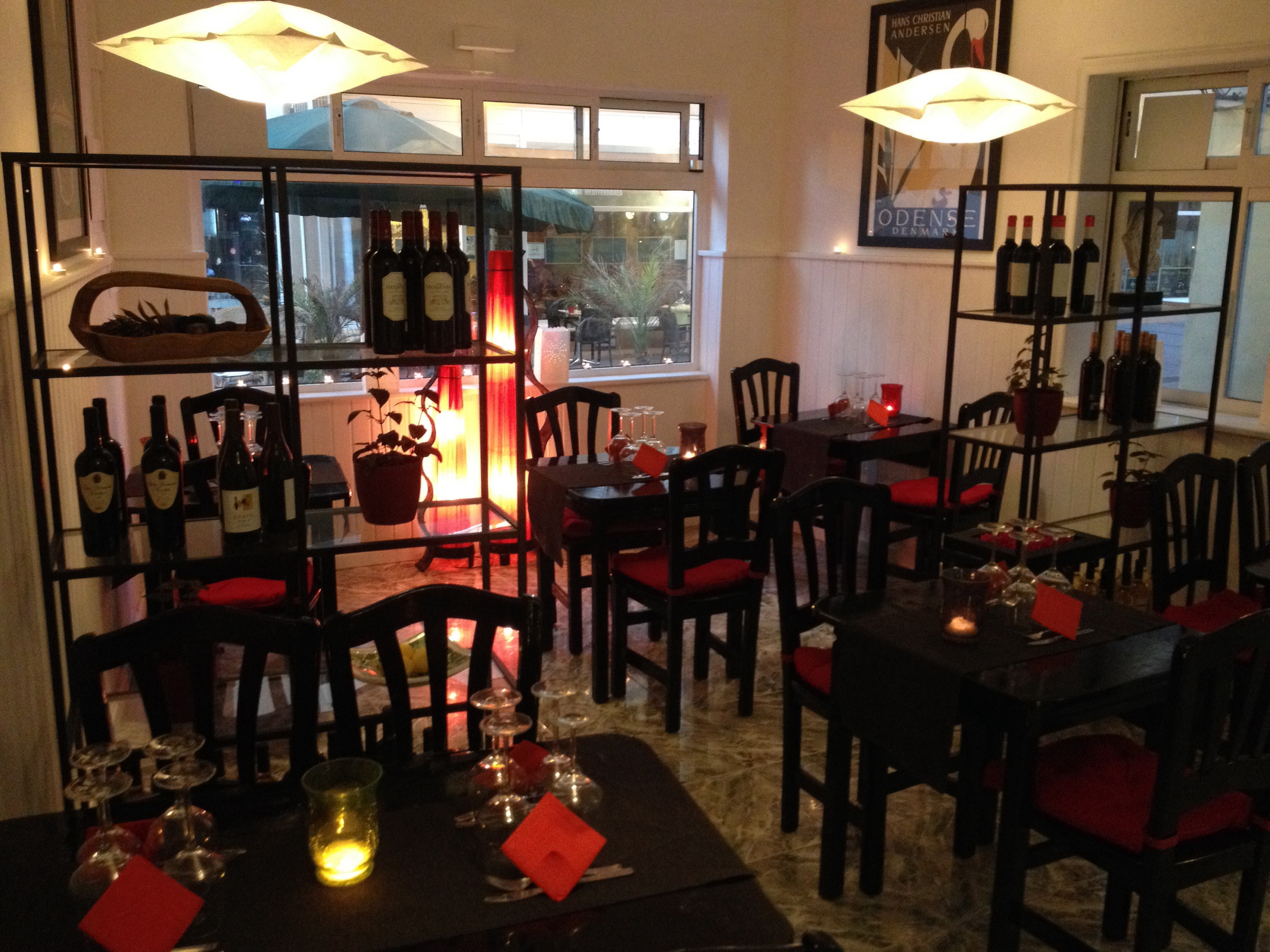 The Ugly Duckling - one of the best restaurants in Corralejo